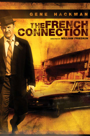 movie poster for The French Connection