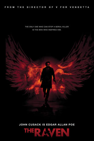 movie poster for The Raven
