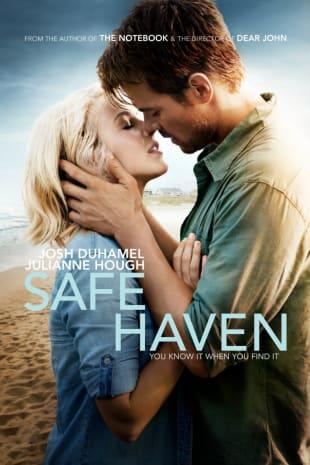 movie poster for Safe Haven