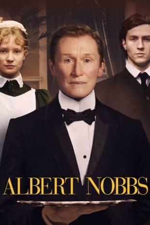 movie poster for Albert Nobbs