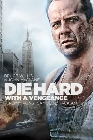 movie poster for Die Hard With a Vengeance