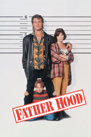 movie poster for Father Hood
