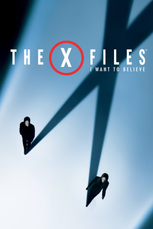 movie poster for The X-Files: I Want to Believe