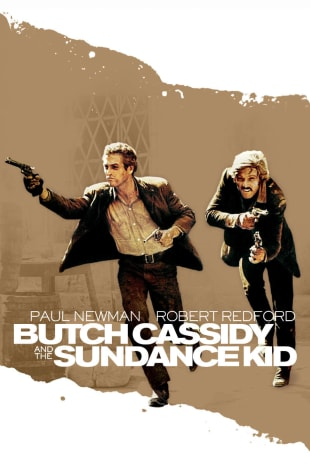 movie poster for Butch Cassidy And The Sundance Kid