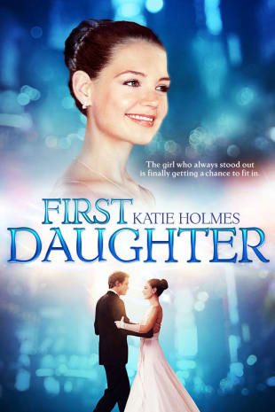 movie poster for First Daughter