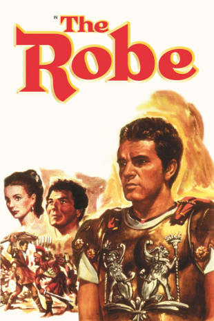 movie poster for The Robe