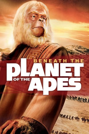 movie poster for Beneath The Planet Of The Apes