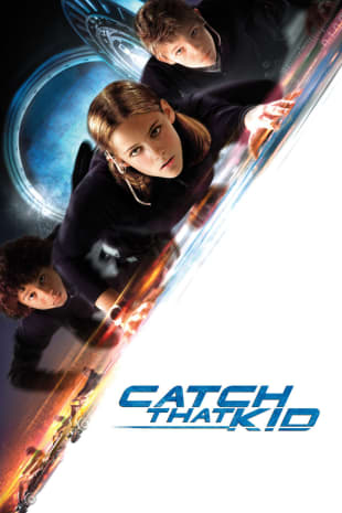 movie poster for Catch That Kid