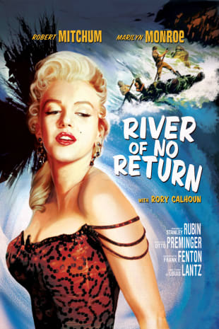movie poster for River Of No Return