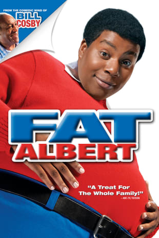 movie poster for Fat Albert