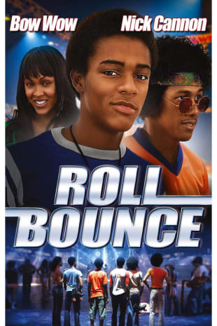 movie poster for Roll Bounce