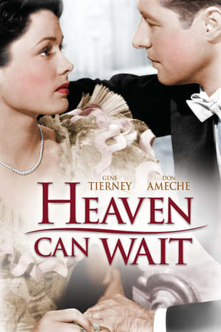 movie poster for Heaven Can Wait
