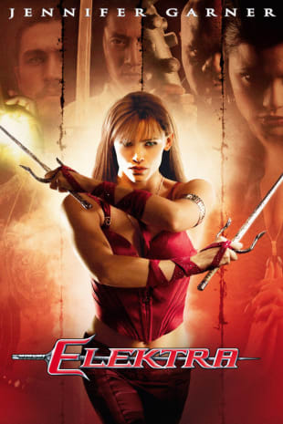 movie poster for Elektra