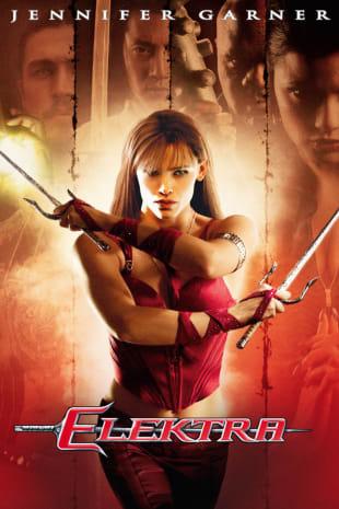 movie poster for Elektra