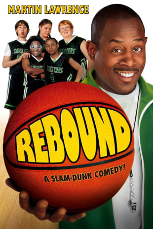 movie poster for Rebound