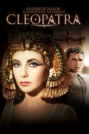 movie poster for Cleopatra (1963)