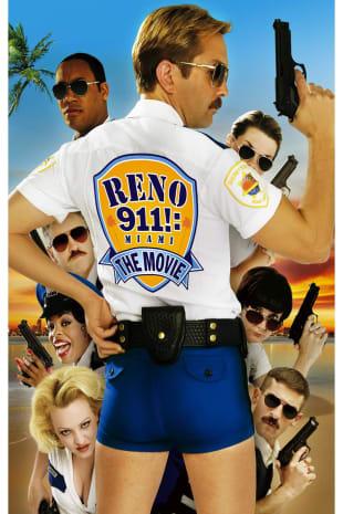 movie poster for Reno 911: Miami
