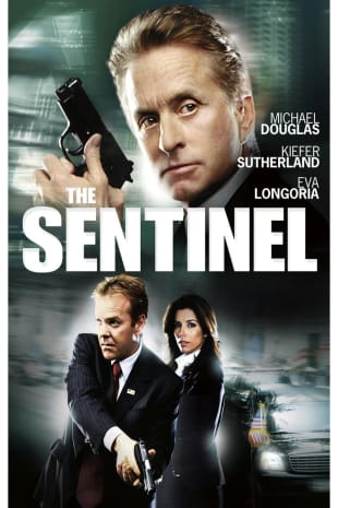 movie poster for The Sentinel
