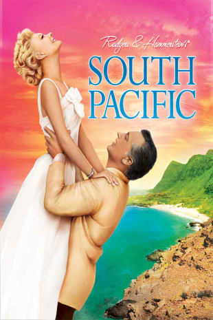 movie poster for South Pacific
