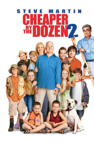 movie poster for Cheaper By The Dozen 2