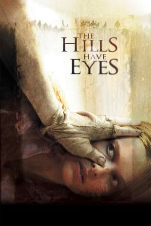 movie poster for The Hills Have Eyes