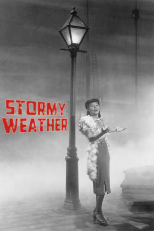 movie poster for Stormy Weather (1943)