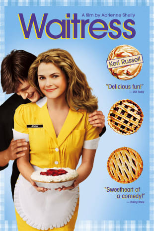 movie poster for Waitress