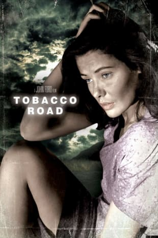 movie poster for Tobacco Road