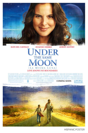 movie poster for Under The Same Moon