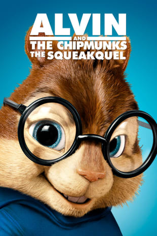 movie poster for Alvin And The Chipmunks: The Squeakquel