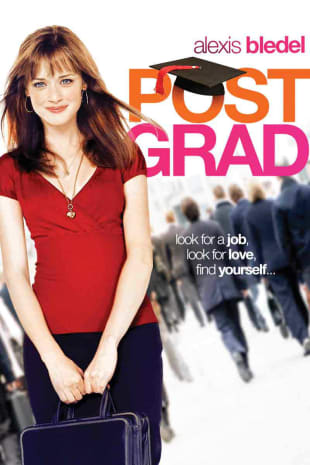 movie poster for Post Grad