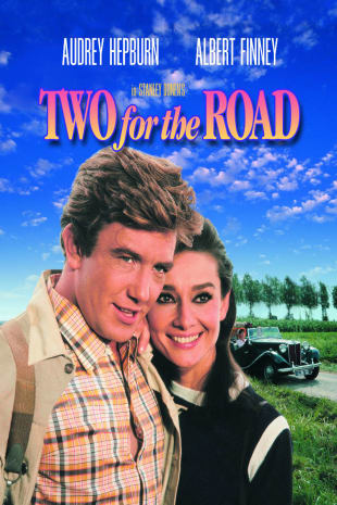 movie poster for Two For The Road