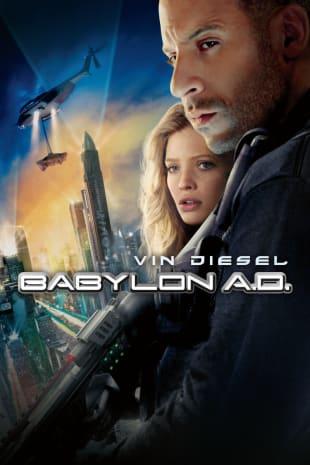 movie poster for Babylon A.D.