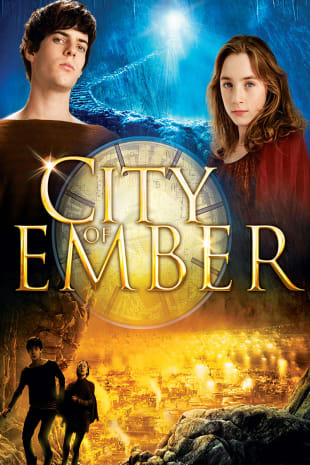 movie poster for City Of Ember