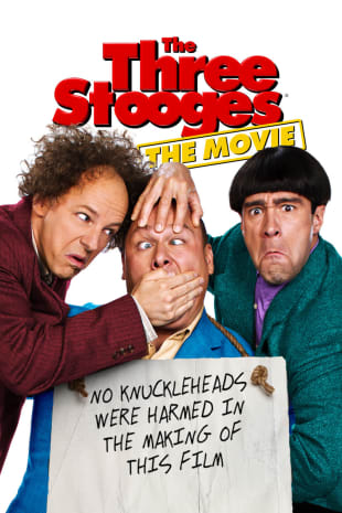 movie poster for The Three Stooges