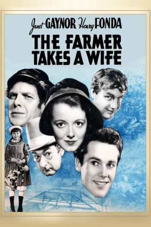 movie poster for The Farmer Takes A Wife (1935)