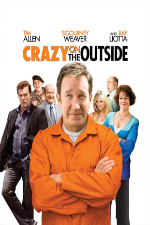 movie poster for Crazy on the Outside