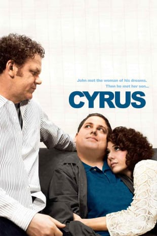movie poster for Cyrus
