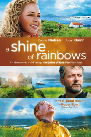movie poster for A Shine Of Rainbows