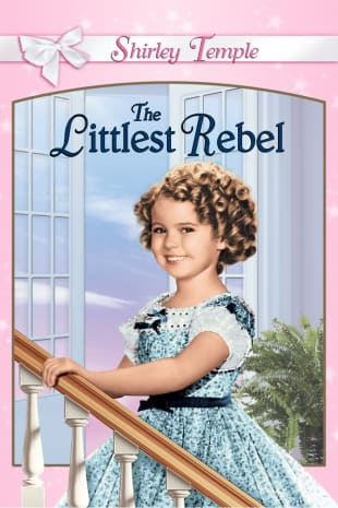 movie poster for The Littlest Rebel