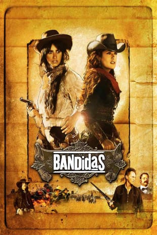 movie poster for Bandidas