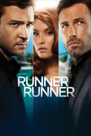 movie poster for Runner Runner
