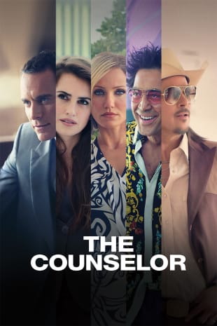 movie poster for The Counselor