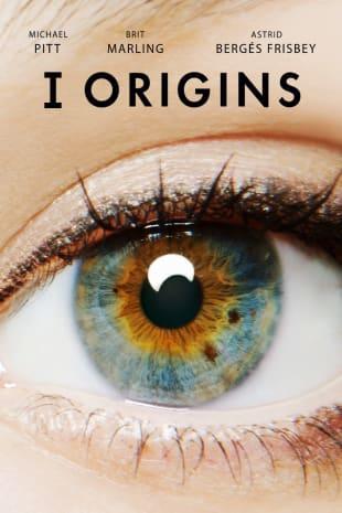 movie poster for I Origins
