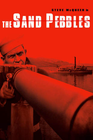 movie poster for The Sand Pebbles (1966)