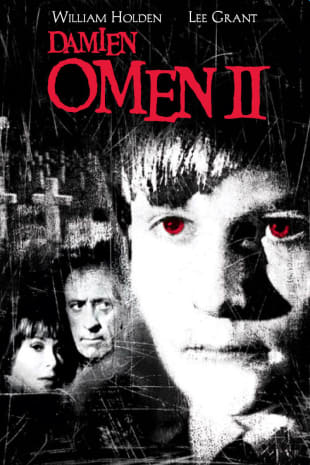 movie poster for Damien: Omen II