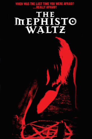movie poster for The Mephisto Waltz