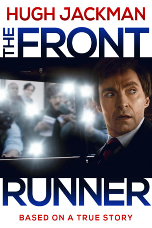movie poster for The Front Runner