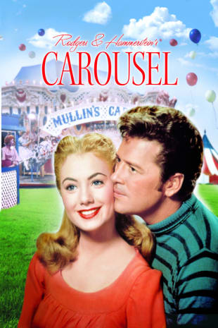 movie poster for Carousel (1956)