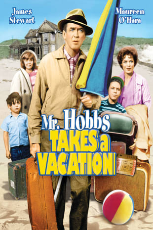 movie poster for Mr. Hobbs Takes A Vacation
